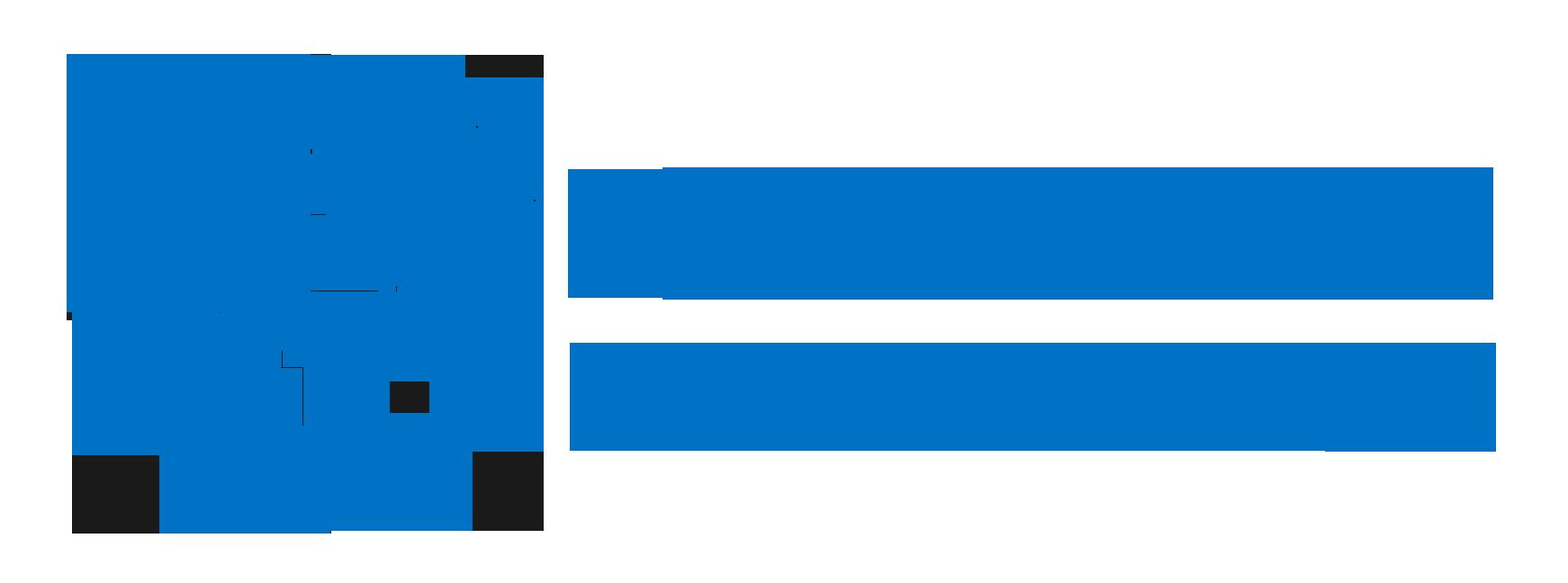 HSI logo blue